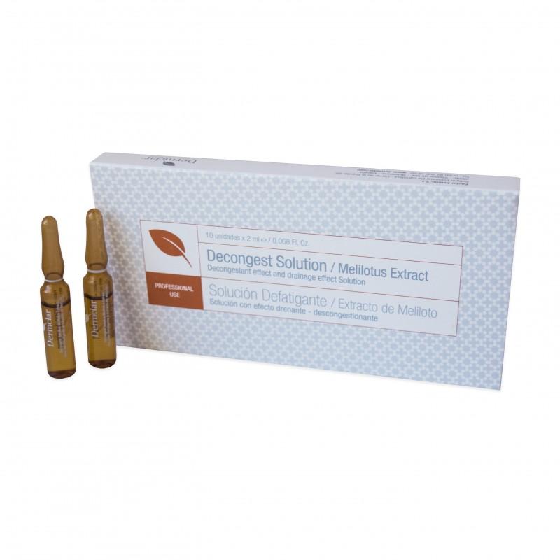 Dermclar Decongest Solution/ Melilotus Extract 2ml