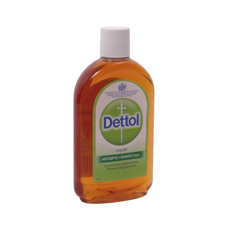 Dettol antiseptic and disinfectant (250ml./500ml.)