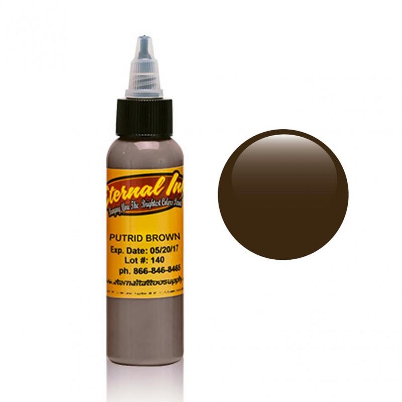 Eternal Ink Zombie Putrid Brown pigment (30ml.)