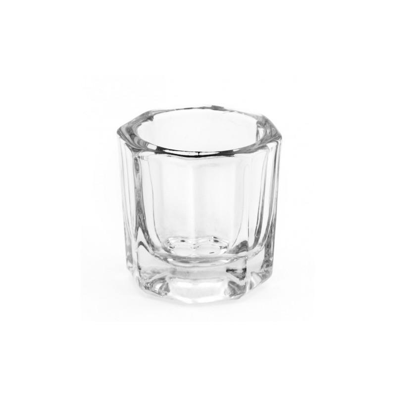 Lucas' cosmetics glass for henna preparation 5ml