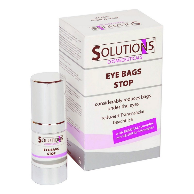 SOLUTIONS Cosmeceuticals EYE BAG STOP  (15 ml.)