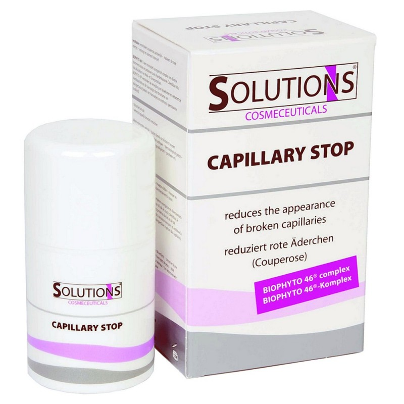 SOLUTIONS Cosmeceuticals CAPILLARY STOP (50ml.)
