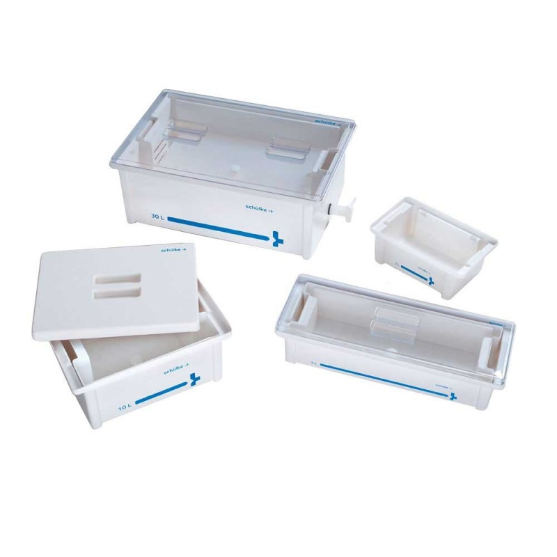 Schülke disinfection tray, heat-resistant 3 l