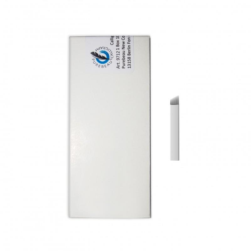 Purebeau microblading 12-pong needle (10pc.)