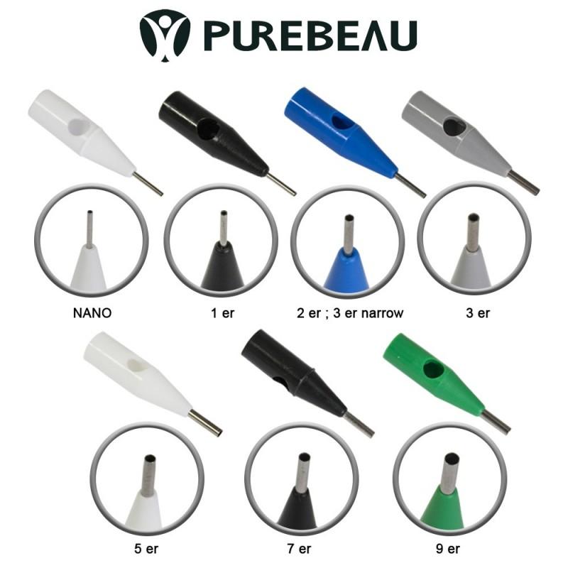 Purebeau Needle cap for 1er; 2 er; 3er; 5er; 7er; 9er (1 pcs.)