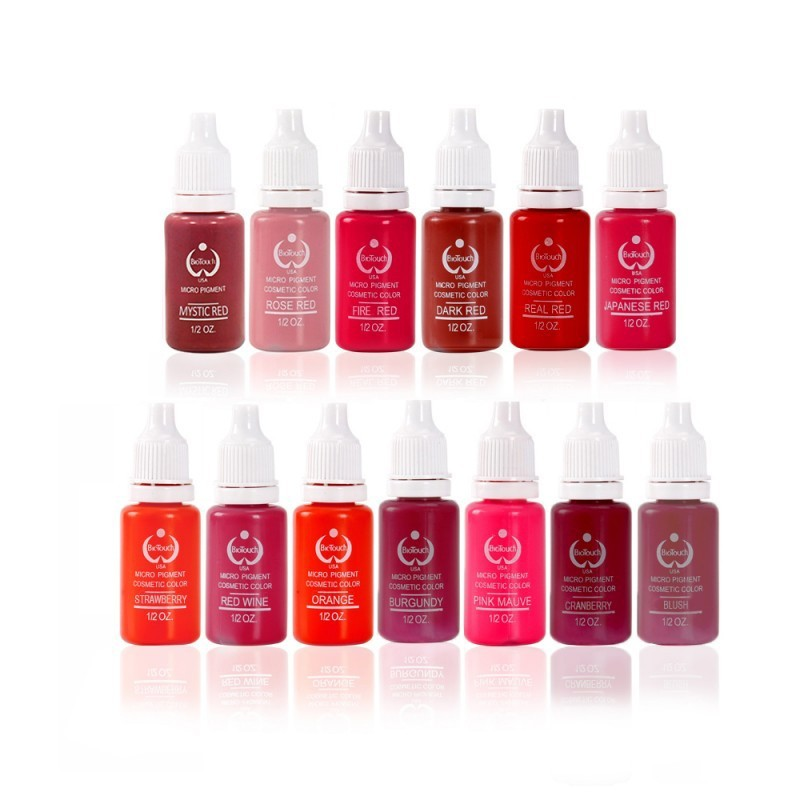 Biotouch Lips / Areola pigments (15ml)