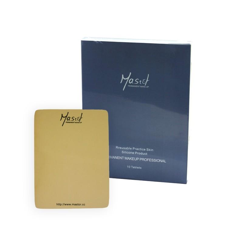 Mastor Permanent Makeup Practice Skin 10 pc / in box