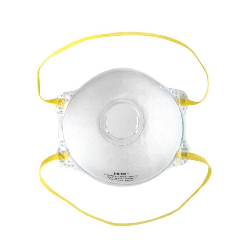 Respirator-mask with valve NIOSH N95 (1pcs.)