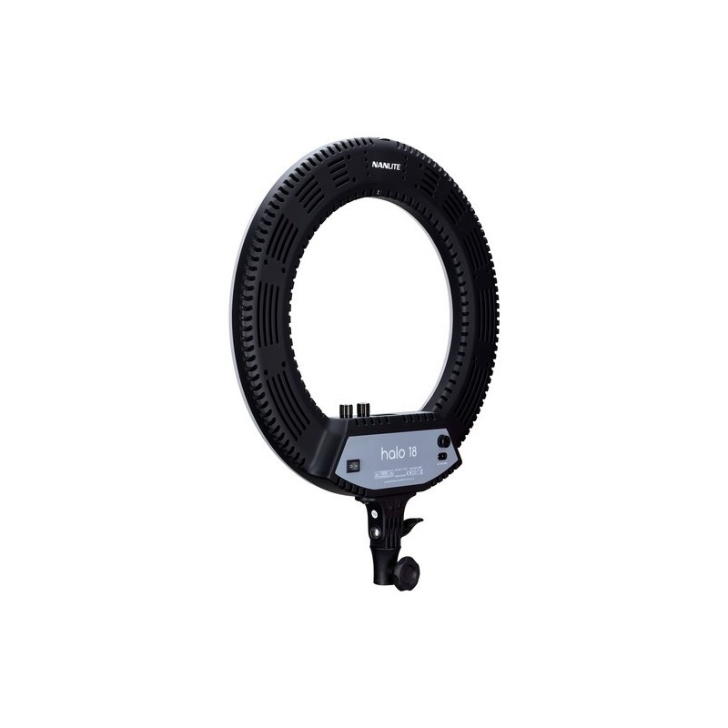 Nanlite Halo 18 Bi-Color LED Ring Light