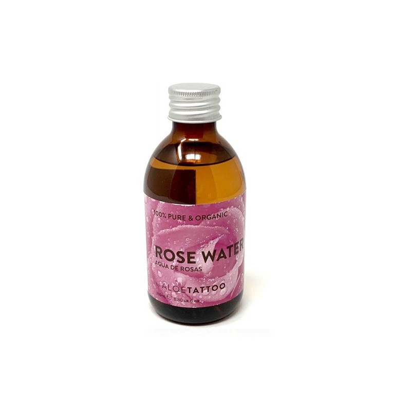 Rose Water 100% Pure and Organic 250ml.