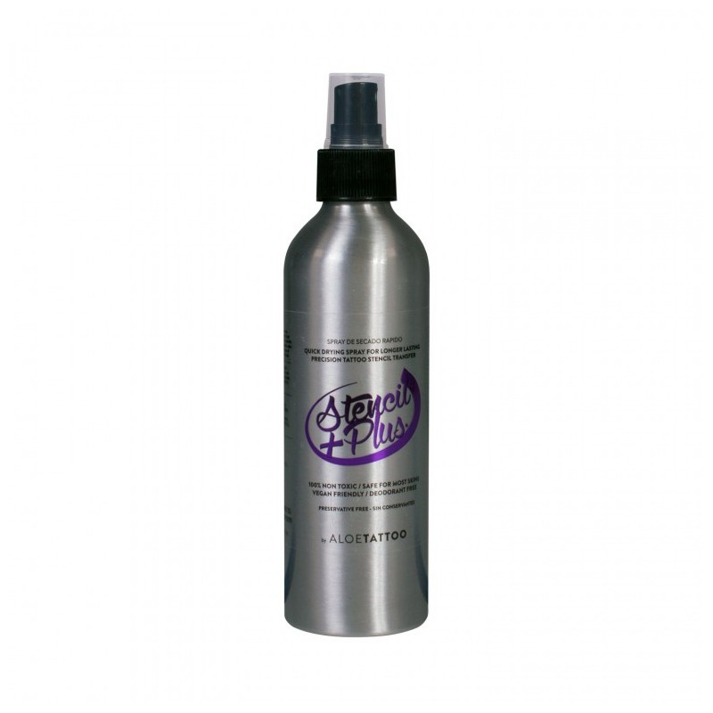 Stencil Transfer Spray +Plus For precision stencil transfer 100ml.