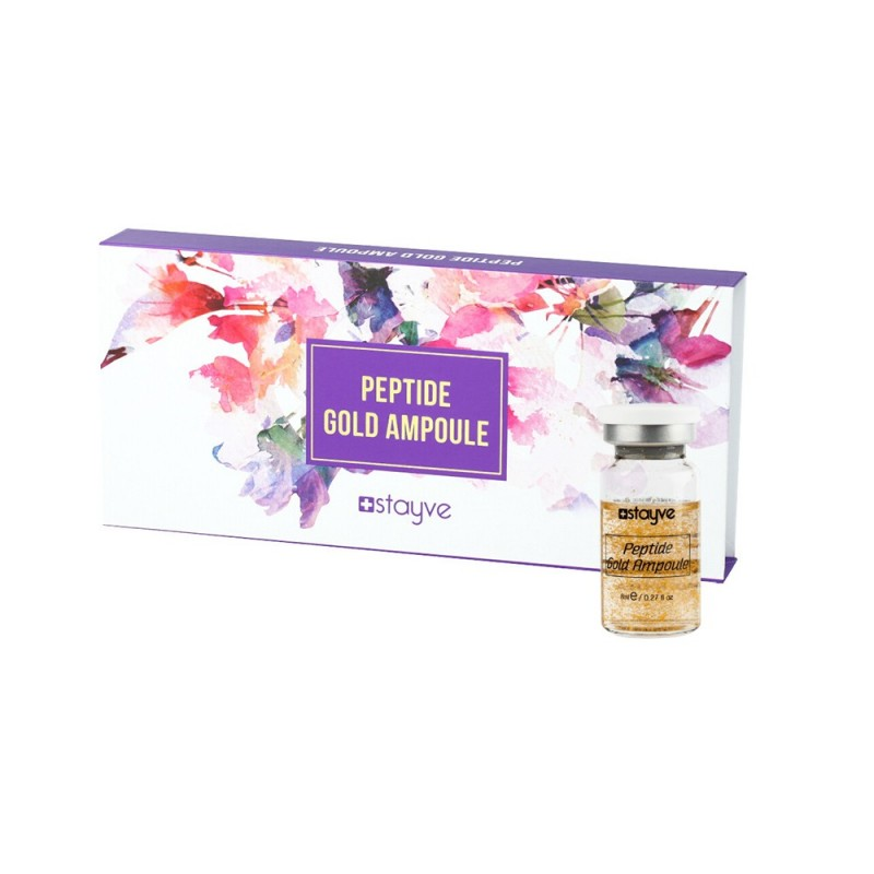 STAYVE Peptide Gold Ampoule (8ml. x 10pcs.)