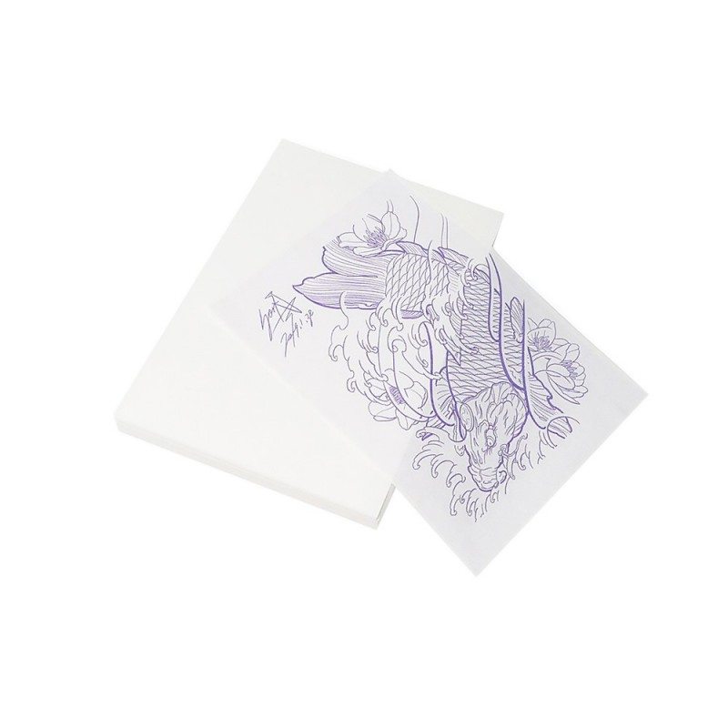 Бумага для трафаретов InkJet - 500 листов (21,6 x 27,9 см)