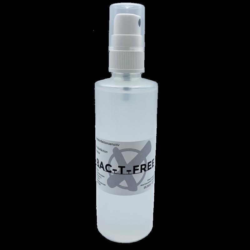Purebeau BAC-T-FREE Skin Disinfectant 100ml.