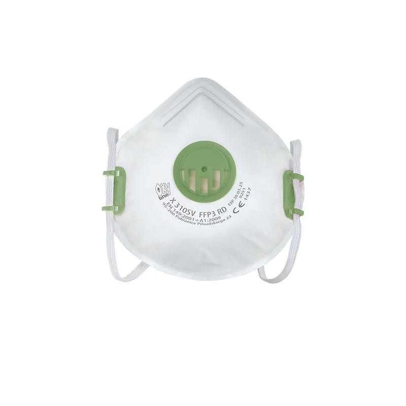 FFP3 Respirators X310SV (1pcs.)
