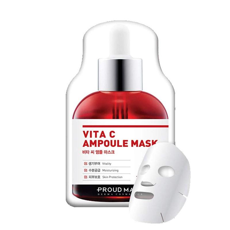 Atdzīvinoša maska Vita C Ampoule (1gab)