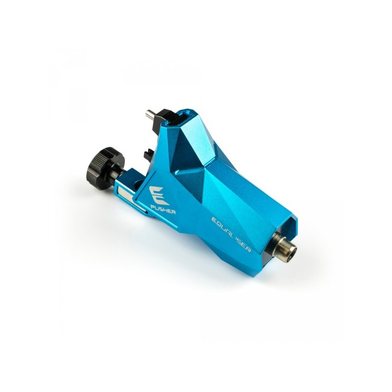 EQUALISER PUSHER Rotācijas tetovēšanas mašīna (zila)