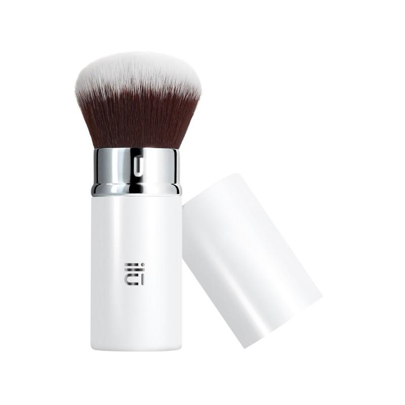 ILU 201 Retractable Kabuki Make Up Brush