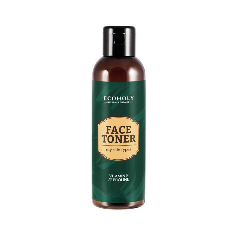 ECOHOLY Face Toner Dry Skin Type 150ml