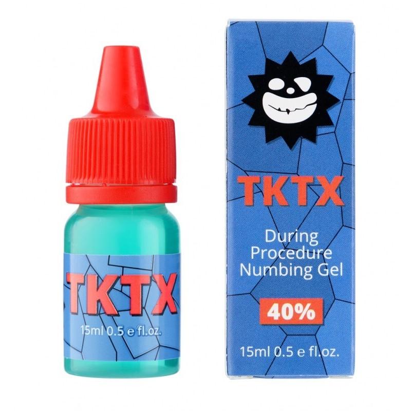 TKTX 40% ārstēšanas želeja (15ml)