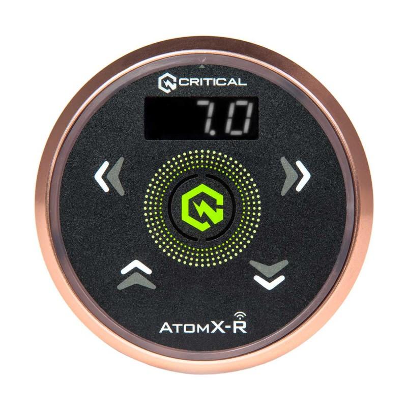 Critical ATOMX-R Enerģijas padeve (Rosegold/Black)