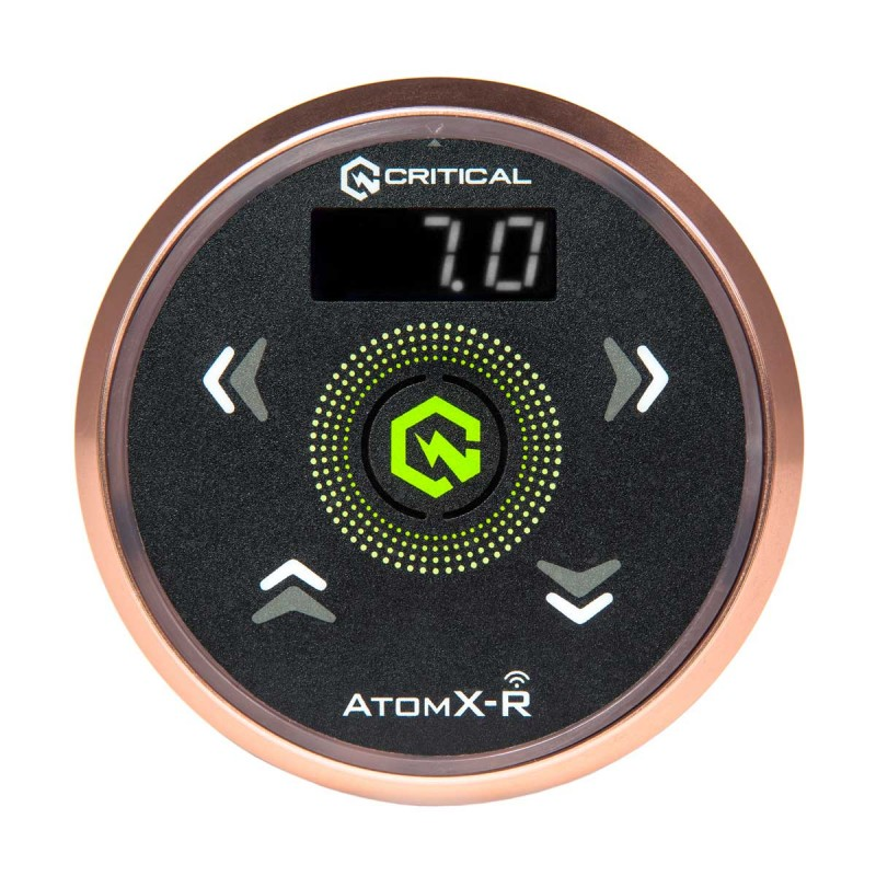 Critical ATOMX-R Power Supply (Rosegold/Black)