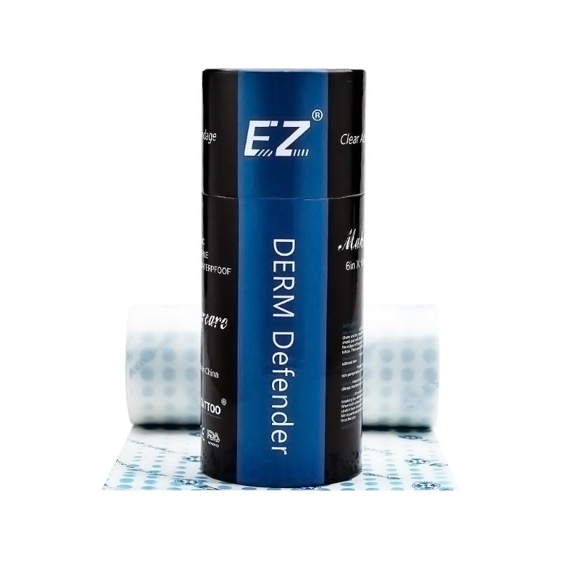 EZ Tattoo Derm Defender līmējošā aizsargplēve (15cmX10m)