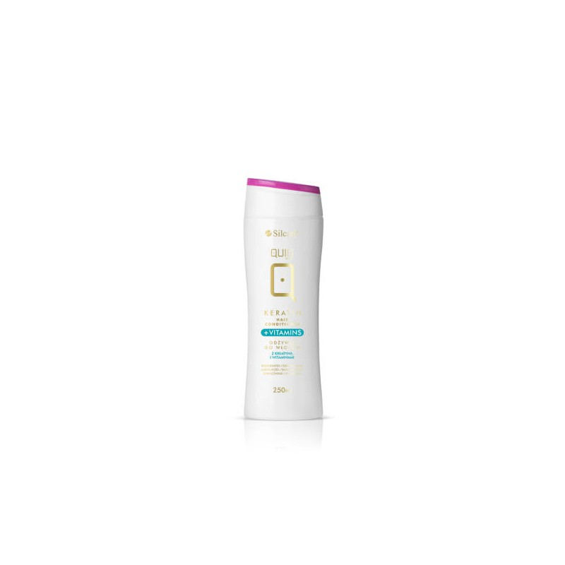 Silcare QUIN Hair Conditioner With Keratin and Vitamins (250ml)
