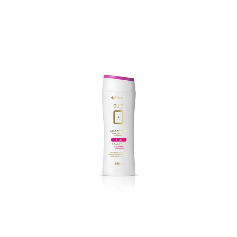 Silcare QUIN Shampoo With Silk and Vitamins (250ml)