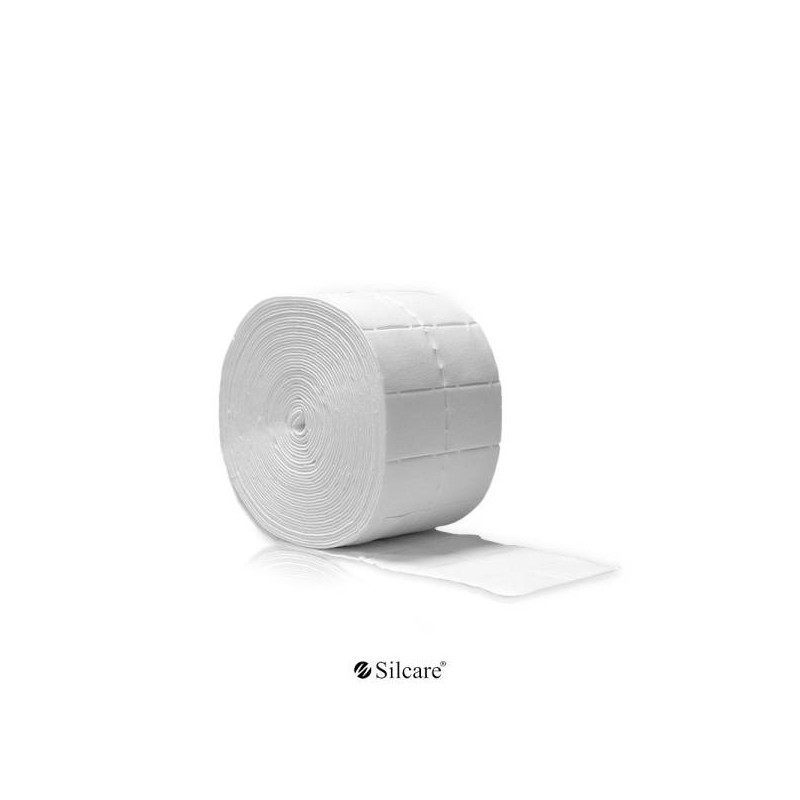 Silcare Cotton Nail Wipes (500pcs)