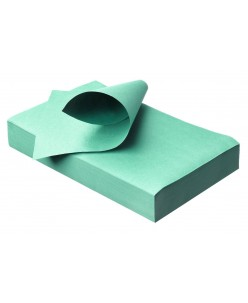 Instrument tray filter paper (green)