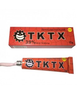 TKTX RED Tattoo Anesthetic Cream (10 g.)