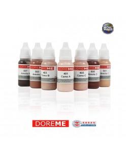 DOREME Permanent Makeup pigment (Liquid colors)