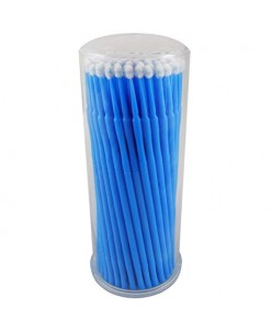 MICROBRUSH 3mm head Pack 100 pcs