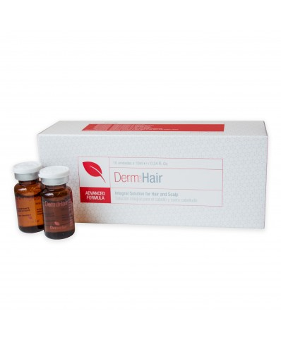 Dermclar Derm Hair 10ml.