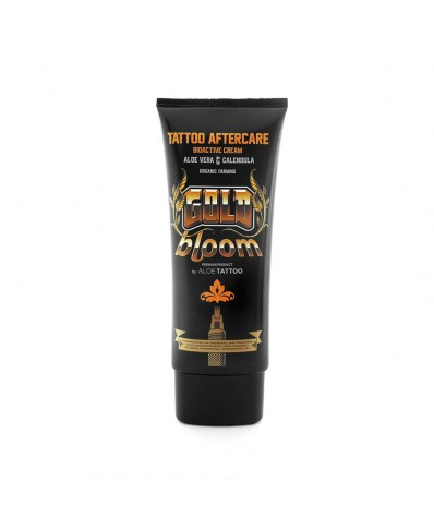 Bioactive Cream Tattoo Aftercare with Aloe Vera and Calendula 35g.