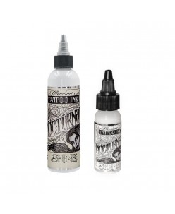Nocturnal Tattoo Ink - Shine White 30-60 ml.