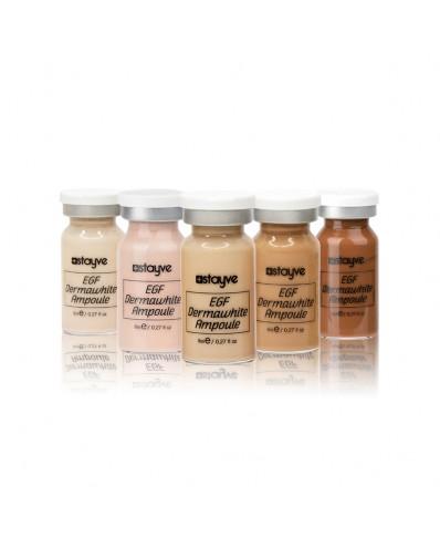 BB Glow Dermawhite ampoules kits