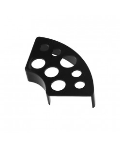 Pigment Cup Holder 8 holes (Black)
