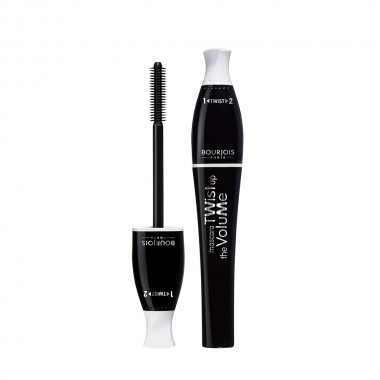 BOURJOIS TWIST UP THE VOLUME mascara (black)