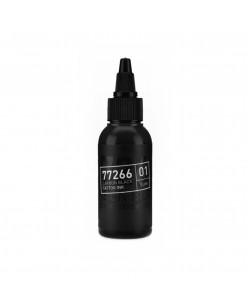Carbon black tattoo ink (01 Sumi) 50 ml.