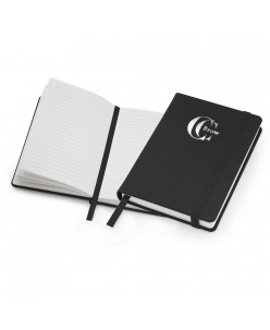 CC Brow Black notebook