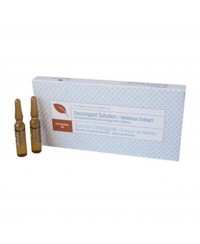Decongest Solution (Meliloto + Rutine) 2ml