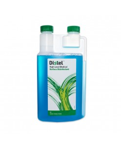 Distel High level surface disinfectant 1l.