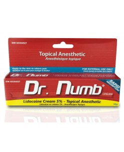 Original Dr. Numb anesthetic cream (30g.)