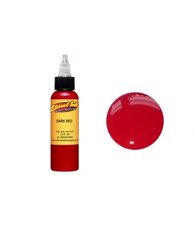 Eternal Ink Dark Red pigment (30ml.)