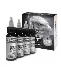 Eternal Ink Marshall Bennett Gray wash set (30ml x 4)