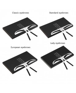 Eyebrow Balance Ruler (8 forms) 1pcs.