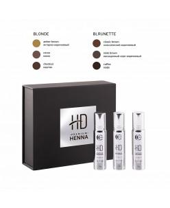 CC Brow HD Premium henna kit (Blonde / Brunette)