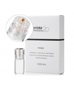 Gold Titanium Stamp Hydra 20 Micro Needle (0,25 - 0,5 mm)